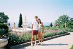 отдых в Крыму: В Воронцовском дворце