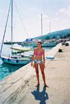 отдых в Крыму: Набережная Ялты