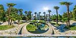 отдых в Крыму: дворец Дюльбер