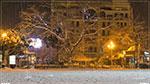 отдых в Крыму: Снежная Ялта