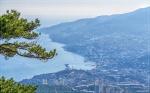 отдых в Крыму: Вид на Ялту