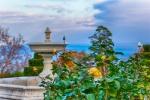 отдых в Крыму: Ливадийский парк. Фонтан.