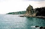 отдых в Крыму: Скала Лебединое крыло