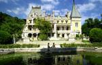 отдых в Крыму: Дворец в Массандре