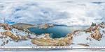 отдых в Крыму: зимняя Балаклава: мыс Курон