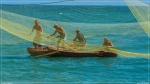 отдых в Крыму: рыбаки