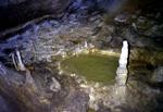 отдых в Крыму: Подземное озеро