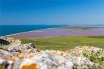 отдых в Крыму: С вершины горы Опук