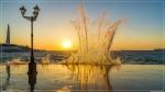 отдых в Крыму: морской салют