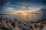 отдых в Крыму: майский закат в Севастополе