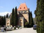 отдых в Крыму: Замок княгини