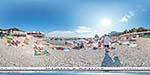 отдых в Крыму: городской пляж Симеиза