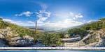 отдых в Крыму: Крестовая гора над Алупкой