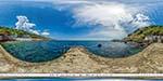 отдых в Крыму: Городской пляж Алупки: Воронцовские купальни