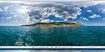 отдых в Крыму: Голубой залив