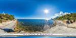 отдых в Крыму: камень «Маленькая дива» в Симеизе