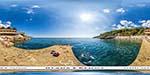 отдых в Крыму: пляж Воронцовские купальни