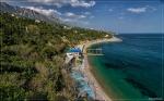 отдых в Крыму: Пляж у Дивы