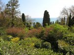 отдых в Крыму: Воронцовский парк