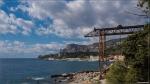 отдых в Крыму: Симеиз, вид на