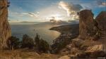 отдых в Крыму: В лучах уходящего солнца