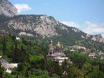 отдых в Крыму: Алупка