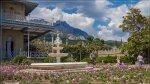 отдых в Крыму: Южные террасы Воронцовского дворца