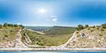 отдых в Крыму: Мангуп кале: Ураус-Дере
