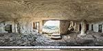отдых в Крыму: Мангуп кале: Пещерный комплекс Барабан-коба