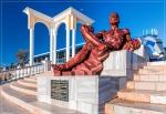 отдых в Крыму: отдыхающий Геракл