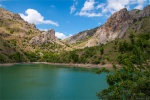 отдых в Крыму: Озеро Панагия