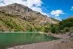 отдых в Крыму: Панагия - зеленый водоем в Зеленогорье