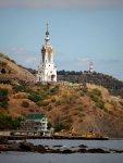 отдых в Крыму: Храм-маяк