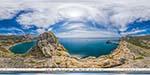 отдых в Крыму: гора Коба-Кая в Новом Свете