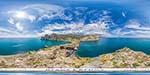 отдых в Крыму: мыс Капчик в Новом Свете