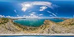 отдых в Крыму: гора Алчак-Кая в Судаке