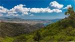 отдых в Крыму: Вид на Судак у подножия горы Сокол