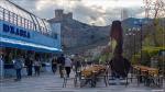 отдых в Крыму: Набережная Судака