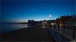 отдых в Крыму: Вечерняя набережная Судака