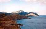 отдых в Крыму: Лисья бухта