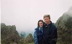 отдых в Крыму: Золотые ворота в тумане