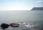 отдых в Крыму: Камни и море