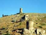отдых в Крыму: Балаклава. Генуэзская крепость