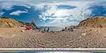 отдых в Крыму: Золотой пляж в Балаклаве