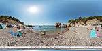 отдых в Крыму: пляж Инжир