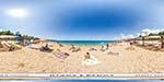 отдых в Крыму: пляж Учкуевка