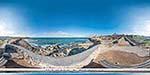 отдых в Крыму: пляж в Херсонесе