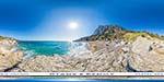 отдых в Крыму: пляж в Батилимане