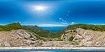 отдых в Крыму: гора Крыло дракона