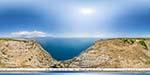 отдых в Крыму: мыс Кая-Баши